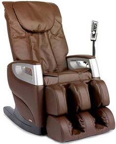 Cozzia - Shiatsu Massage Chair. Model 16018