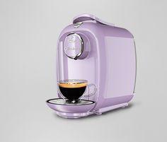 Cafissimo PICCO Violet Flower Keurig, Popcorn Maker, Nespresso, Modern Design, Coffee Maker, Kitchen Appliances, Flower, Drinks, Food