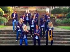 Katjiepiering Girls own version of the gangnam style Performed by: Katjiepiering Residence Edited by: Kelsea Lindsay