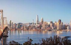 Oceanside Center verticalizes San Francisco's skyline.
