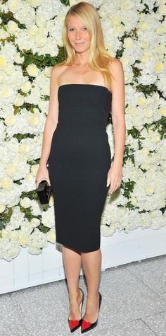 Gwyneth Paltrow in Stella McCartney.