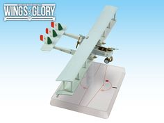 Wings of Glory; Caproni Ca.3 Buttini miniature