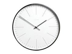 Model no.367/6046 wall clock max bill 1956