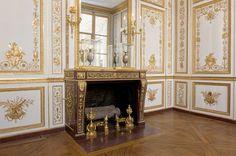 Aposento interior del Rey - Palacio de Versalles