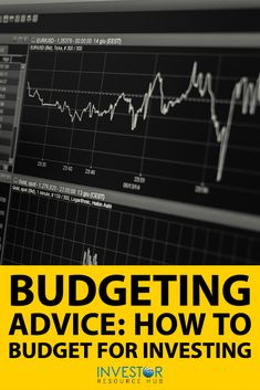 Understand the steps that you can implement to figure out budgeting and create a sizable investment capital for yourself. Value Investing, Investing Money, Budgeting Finances, Budgeting Tips, Learn Stock Market, Money Management Books, Saving Money Quotes, Best Way To Invest, Investment Quotes