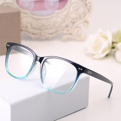 13680a8a318 Eyeglasses Men Women Suqare Brand Designer Eyewear Frame Optical ...
