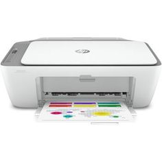#impressora Multifuncional HP DeskJet Ink Advantage 2776 Branco, Jato de Tinta Térmico HP, Wi-fi, USB - Magazine Lojamagalu1000 Clique no PIN para ver preço!