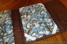 Kindle cover tutorial