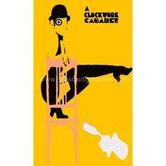 Smart Art Galleries - Blog: Dean Cavanagh - A Clockwork Cabaret