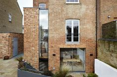 The Lantern | Architect Magazine | Fraher Architects, London, United Kingdom, Expansion, Single Family, Addition/Expansion, 2016 NLA Shortlist, NLA Don't Move, Improve! Shortlist 2016