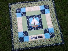 Jackson s new quilt