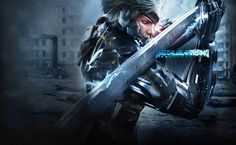 Metal Gear Rising Revengeance HD Wallpaper