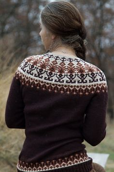 226233ffcab65a The pattern in russian is available. Sweater Knitting Patterns
