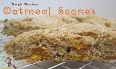 Weight Watchers Oatmeal Scones
