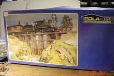 Pola G scale 1:22 1:25 Trestle Bridge Kit Train #955 #Pola Model Kits, Bridge, Scale, Train, Ebay, Weighing Scale, Bridge Pattern, Bridges, Libra