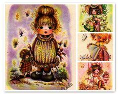 Vintage Coleção Bonecas Gisele da Trol