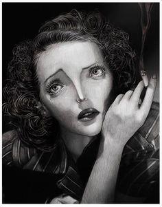 agencia-de-ilustracion-luisannet-ilustrador-antonio-lorente-bette Ilustración Antonio lorente . Illustration illustrator
