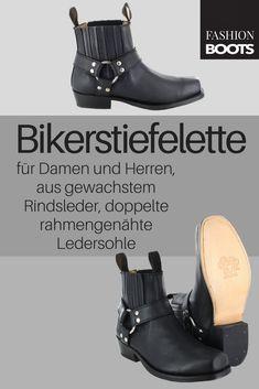 ea4ed52d5246 Buffalo Boots 6000 Bikerstiefelette - schwarz   Klassische Damen und Herren  Bikerstiefelette aus Rindsleder
