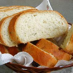Rosemary French Bread Allrecipes.com