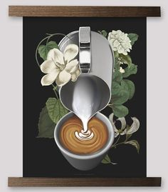 Bloom Series - Latte Pour – Department of Brewology