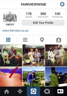 Follow us on Instagram (FairviewWine) for more lovely snapshots of the farm.