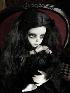 Gothic Dolls | Gothic Art Gallery / Dolls