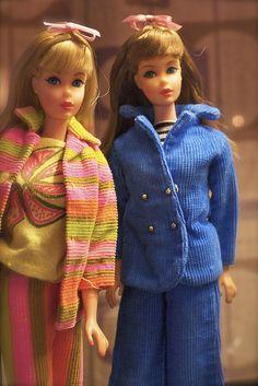 Barbie - Twist n' Turn Barbies