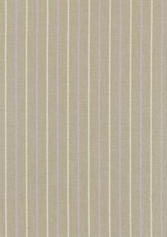 Iloni (130539) - Harlequin Fabrics - A tactile stripe on a textured linen mix. Available in a range of colours – shown in the Lavender, Chalk, Neutral colourway. Please request sample for true colour match.