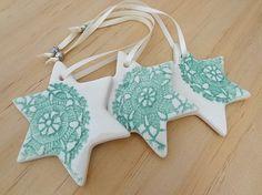 16 best Christmas decorations images on Pinterest | Ceramic ...