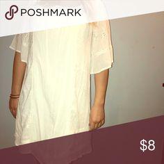 1c11eb7f52 I just added this listing on Poshmark  Knox Rose White Dress.  shopmycloset