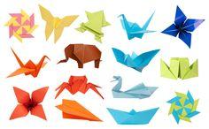 Figuras de origami para niños paso a paso