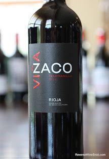 Bulk Buy! Vina Zaco Tempranillo 2010 - Rich and Spicy Rioja. http://www.reversewinesnob.com/2013/09/vina-zaco-tempranillo.html