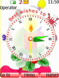 Download Best Wishes Clock S40 Theme 39206 from Free Nokia Themes. Compatible Mobile Devices For Best Wishes Clock S40 Mobile Themes 2700 classic,2720 Fold ,2730 Classic ,3600 Slide ,3600 Slide ,3610 Fold ,3720 Classic ,50 240x320, 2700 classic, 2720 Fold, 2730 Classic, 3600 slide, 3610 Fold, 3720 Classic, 5000, 5130 Xpress Music, 5132 XpressMusic, 5220 Xpress Music, 5300, 5310Xpress Music, 5330 Xpress Music, 5610 Xpress Music, 6300, 6300i, 6301, 6303, 6303i, 6500 Classic, 6500 Slide, 6555…