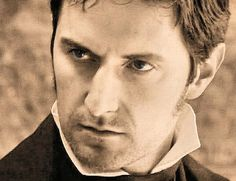 "Richard Armitage in Elizabeth Gaskell's ""North and South"""
