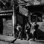 Favella de Rio de Janeiro - Scènes de rue, gangs, police - 19