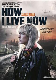 'How I Live Now,' from Magnolia Pictures - READ THE BOOK, before watching the movie. trust me. the book will be ruined for you, and the movie is just as good. <3