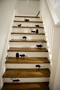 Sehe dir das Foto von Pusteblume mit dem Titel Witzige Idee für die Treppe und andere inspirierende Bilder auf Spaaz.de an.