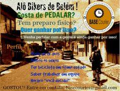 Vagas para biker entregador em Belém. Faça parte de nosso time como courier. Transforme suas pedaladas em dinheiro!