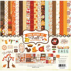 The Story of Fall - Collection Kit