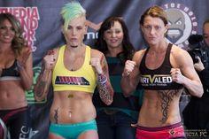 Jasminka Cive (right) Female Fighter, Mixed Martial Arts, Mma, Bikinis, Swimwear, Women, Fashion, Bathing Suits, Moda