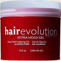 Hair Evolution© Extra Hold Gel