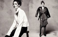 Coco Rocha for L'Officiel Netherlands