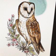 www.essitattoo.com #barnowl #wip #owl #drawing #sketches #pencil #sketch #sketchbook #animaldrawing #pencildrawing #digitaldrawing #illustration #art #essitattoo #tattoodesign #tattooidea #tattooart #tattoodrawing #tattoosketch #owlart #natureart #wildlifeart #tatuoinnit #piirustus #luonnos #kuvitus #illustrator #tattooartist #instaart #instaartist