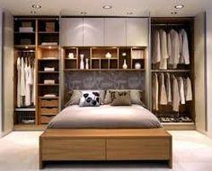 DOLAPLI YATAK BAŞI ile ilgili görsel sonucu Small Bedroom Storage, Small Master Bedroom, Small Bedroom Designs, Master Bedroom Design, Bed Storage, Storage Spaces, Master Suite, Large Bedroom, Master Bedrooms