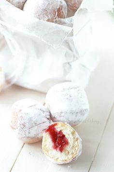 Merceditas Bakery: Donuts, berlinas y bolitas. Receta 3 en 1