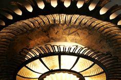 particular of internal #chandelier