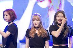 Nine Muses Sungah, Keumjo & Hyuna