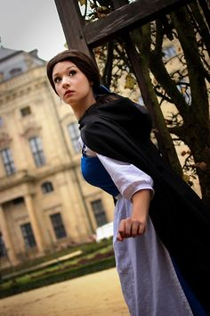 Last photo set of Belle before I run out of pictures..! :) (Photos + Edit by Canned-Colors and LieChee; Costume made by Aigue-Marine)