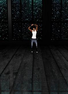 Captured Inside IMVU - Join the Fun! Virtual World, Virtual Reality, Imvu, Avatar, Join, My Style