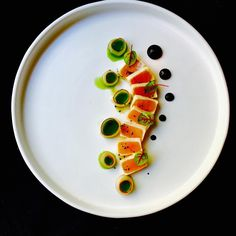 Food plating Inconnu chef ^ _ ^
